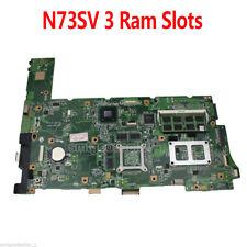 N73SV REV2.0 Laptop Motherboard Fit for Asus N73SV PC Main board GT540 PGA 989
