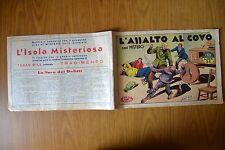 FUMETTO ALBO GIGANTE VICTORY N. 31 5 9 1948 con MISTERO COMPLETO LIRE 35