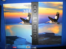 2011 Australia Post Deluxe STAMP YEAR Album Collection, With Stamps. MUH