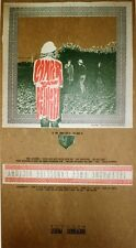 """CAMPER VAN BEETHOVEN"" Affiche U.S. originale entoilée 1985 39x69cm"