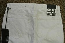 Men's JOE'S CLASSIC  Designer Jeans 29X32 NWT'S $175 Sailor White Wash! RARE!USA