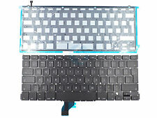 """NEW UK Keyboard with Backlight for Macbook Pro A1502 13"""" 2013 2014 2015"""