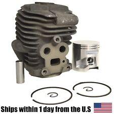51mm Cylinder Piston & Ring Kit for Husqvarna K750 K760 K 750 Chainsaw Parts