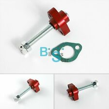 Red Manual Cam Timing Chain Tensioner CCT Fit Honda TRX 680 Rincon 06-11