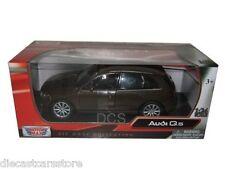 Motormax Audi Q5 Wagon Brown 1/24 Diecast cars New In Box 73385BRN