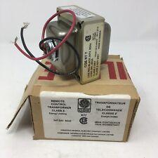 NEW GE RT7 Remote Control Transformer Class 2 Energy Limiting 347-24V 40VA Cont