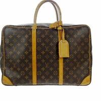 Louis Vuitton Monogram Sirius 45 M41408 Boston Travel Hand Bag Used Ex++
