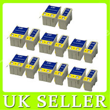 14 Compatible Ink Cartridge for Epson Stylus C62 Cx3200 Printer