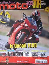 FASCICULE JOE BAR TEAM N°46 DUCATI 1098 GUZZI1967-2007 VOXAN CHARADE PETERHANSEL
