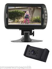 """PRO-USER Digitale Funk Rückfahrkamera DRC7010 mit extra grossem 7,0"""" LCD Monitor"""