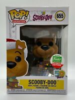 FUNKO POP SCOOBY-DOO! w/ CHRISTMAS LIGHTS CYBER MONDAY LIMITED SHOP EXCLUSIVE