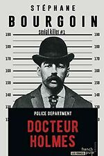 Docteur Holmes von Bourgoin, Stephane   Buch   Zustand sehr gut