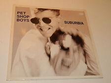 LP PET SHOP BOYS suburbia EMI PARLOPHONE k060-20-1464-6 MAXI 45T 12