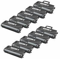 10PK TN360 TN-360 for Brother BLACK Laser Toner Cartridge MFC-7345DN 7840W 7345N