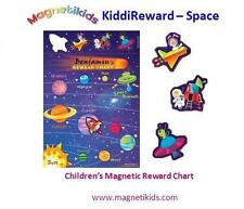 Magnetikids Kiddi Reward - Childrens Magnetic Reward Chart (Space)