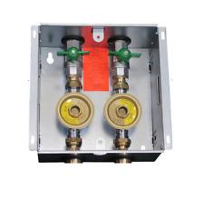 ZÄHLERSCHRANK Wasser zur Installation von zwei TKS-Wasserzählern