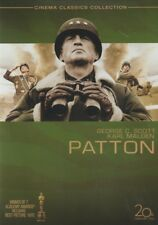 Patton (DVD, 2006) Movie - US Army WWII General, North Africa & ETO -1970 Movie