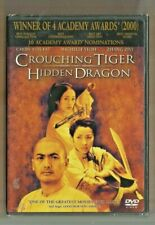 Crouching Tiger, Hidden Dragon (Dvd, 2001, Special Edition) ~ Brand New