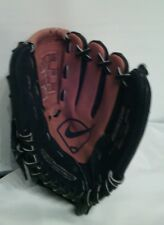 "Nike Bf0620 10"" Diamond Ready Leather Throw Right Baseball Glove Mitt Vgc"