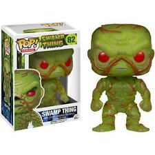 DC Universe Swamp Thing Exclusivo Funko De Vinilo POP! Heroes #82