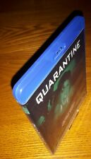 QUARANTINE Blu-ray US import all region a free abc (2008 horror,remake of [Rec])