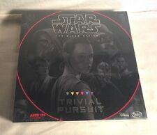 Sealed new in box STAR WARS Black Series TRIVIAL PURSUIT board game