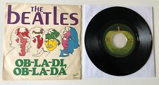 """RARE 7"""" APPLE ITALY 1968 THE BEATLES OB-LA-DI OB-LA-DA /BACK IN THE U.S.S.R."""