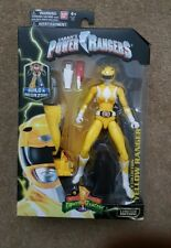 Power Rangers Legacy Yellow Ranger MINT Brand New megazord baf build mmpr tru