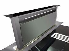 MILLAR Millar KH862R-GDD 90cm Downdraft Kitchen Extractor Cooker Hood A+ Energy
