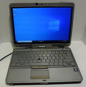 HP Elitebook 2740p 12.1'' Notebook (Intel Core i5 2.40GHz 2GB 160GB Win 10)