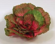 "Designer XLarge Artificial Faux Fake Watermelon Kale with 3.5"" Stem Vegetable"