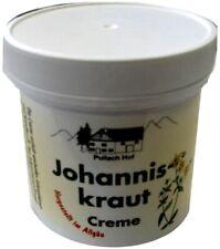 (1,60€/100 ml) Johanniskraut Creme 250 ml - sorgt für eine schonende Hautpflege!