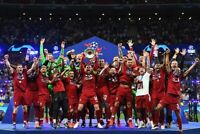 Liverpool Champions League European Cup Winners 2019 Photograph Picture Print