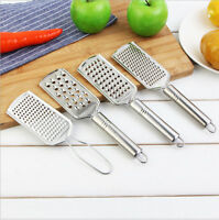 Stainless Steel Cheese Grater Handheld Grater Potato Butter Slicer Kitchen Tool
