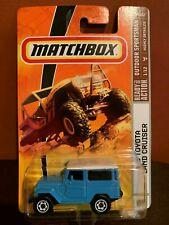 2009 Matchbox '68 TOYOTA LAND CRUISER 1/12 Blue