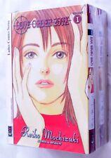 LOVE ORDER 200X n 1-4 SERIE COMPLETA Flashbook 2005 Reiko Mochizuki Manga