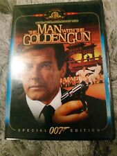 The Man with the Golden Gun 007 special edition DVD pre-owned