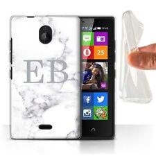 Étuis, housses et coques métalliques en silicone, caoutchouc, gel pour téléphone mobile et assistant personnel (PDA) Nokia