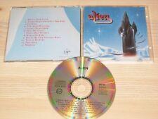ALIEN CD - SAME / 1988 VIRGIN PRESS in MINT