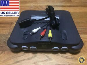 Nintendo 64 N64 Composite Video AV Cable / RCA Cord 🏅 90-day Warranty!