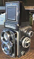 Rolleiflex 2.8E TRL Film Camera Xenotar 80mm f2.8 Planar Lens Rollei Works