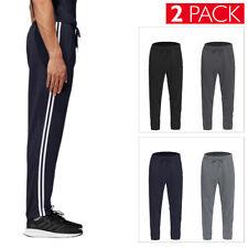 2 Pack Pantalone Tuta Uomo Sportivo Cotone Leggero Sport Casual Fitness VEQUE