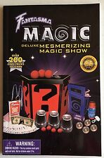 Fantasma Magic Deluxe Mesmerizing Magic Show Manual Only