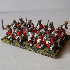 Warhammer Sigmar Empire BRETONNIAN 16 X Men at Arms épées Chevaliers Movement Tray