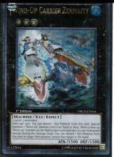 1x Near Mint Wind-Up Carrier Zenmaity - ORCS-EN044 - Ultimate Rare - 1st Edition