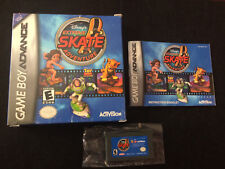 Disney's Extreme Skate Adventure (Nintendo Game Boy Advance) Complete In Box