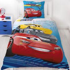 Disney Cars 3 Flanell Biber Kinder Bettwäsche 2 Tlg. 80x80 135x200 Cm 100 BW