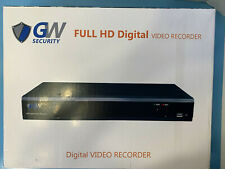 GW 16 Channel Hybrid 5-in-1 5MP DVR (TVI+CVI+AHD+960H Analog +IP) H.265 CCTV