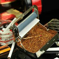 Support automatique en métal de boîte de laminoir de rouleau de tabac  cigarette