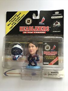 NHL Headliners In The Crease Patrick Roy 1997- 1998 Colorado Avalanche
